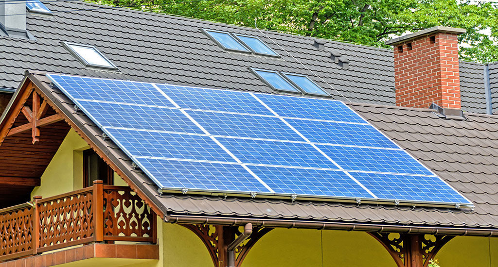 solar energy systems for home