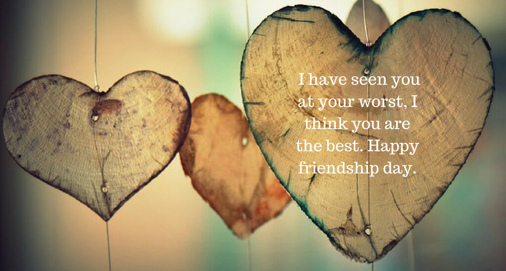Happy friendship day messages and quote