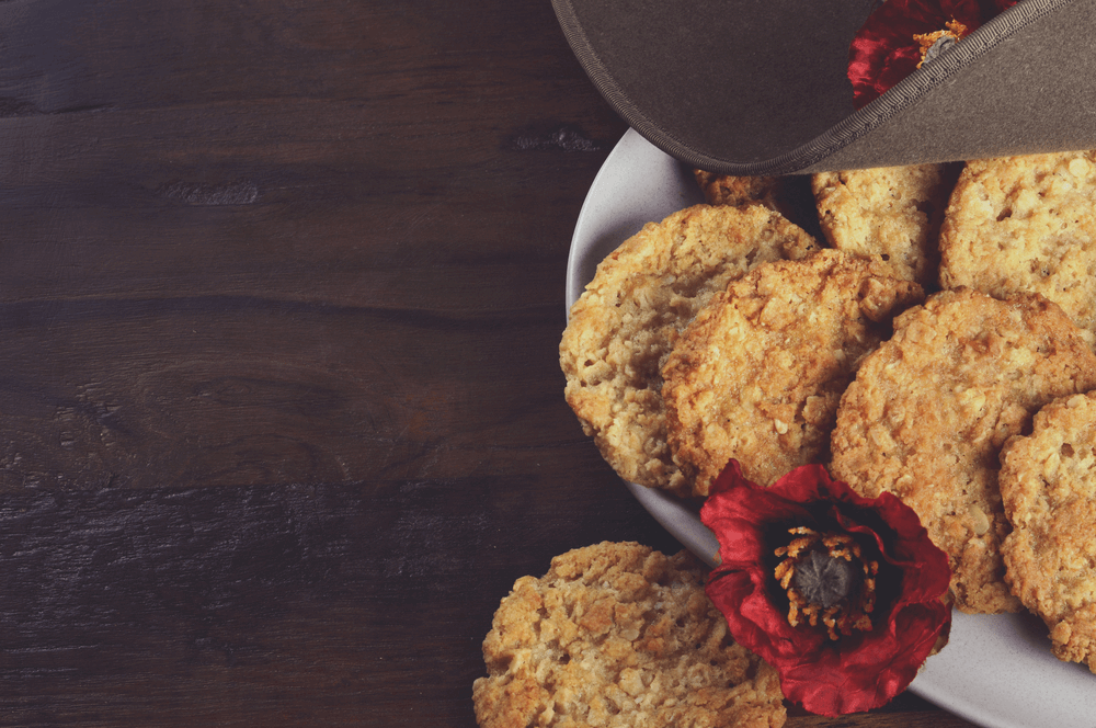 Anzac day biscuits images