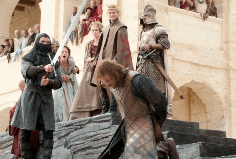 game of thrones thrill