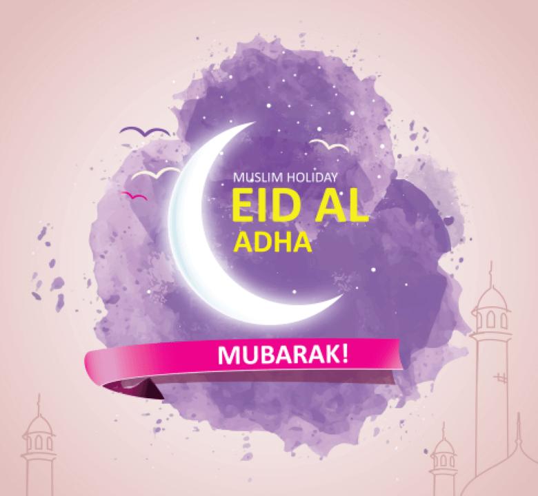 eid al adha mubarok image