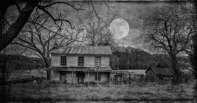 halloweeen haunted house