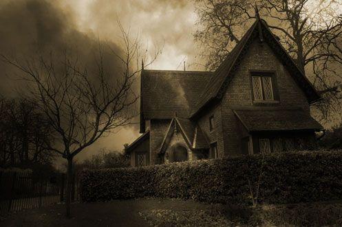 halloween haunted house 2