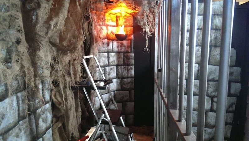 halloween haunted house remake