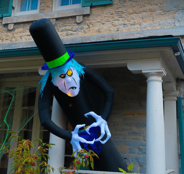 halloween haunted scary home decor