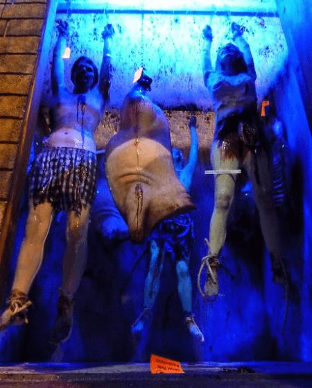 halloween home decor ideas scary