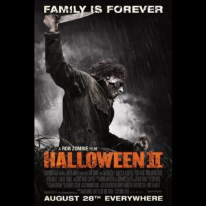 halloween ii family is forever poster