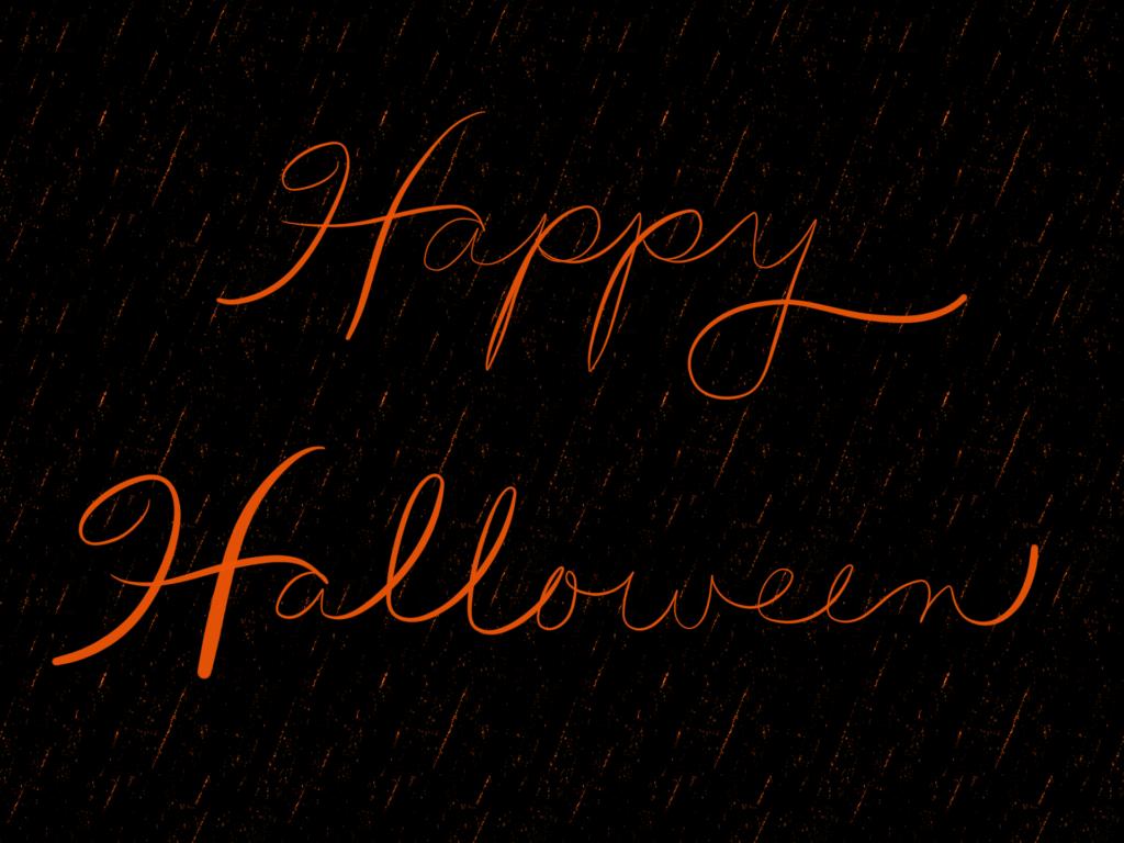 happy halloween bg