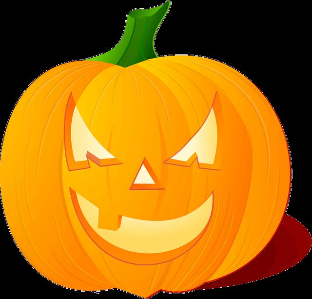 happy halloween caption