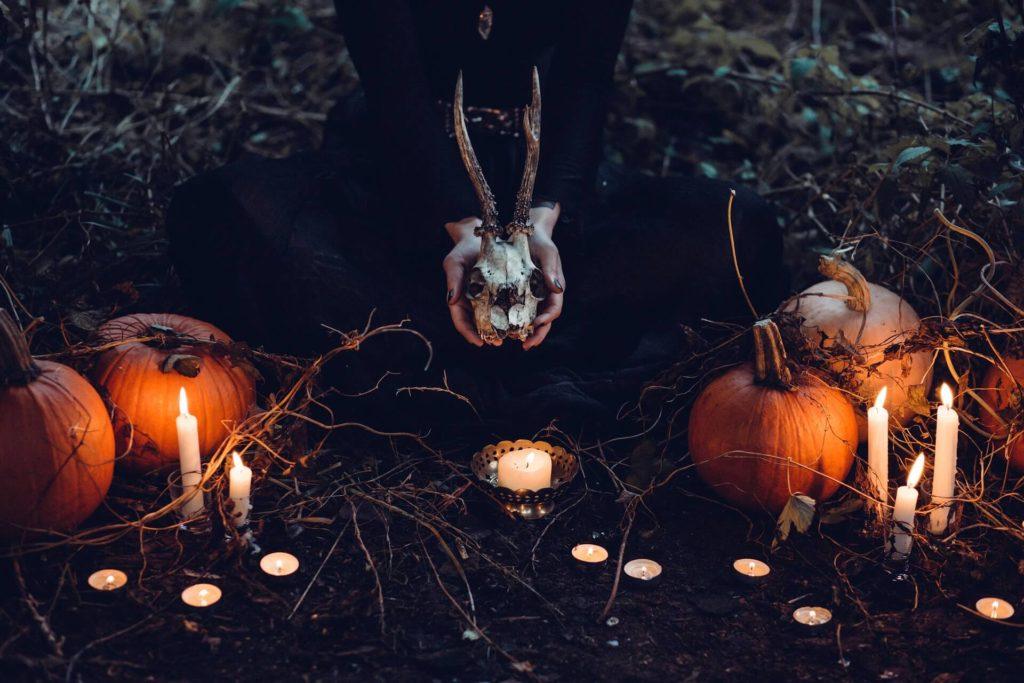 unique happy halloween background images
