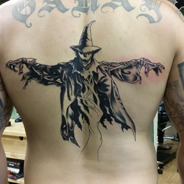 vampair halloween tatoos